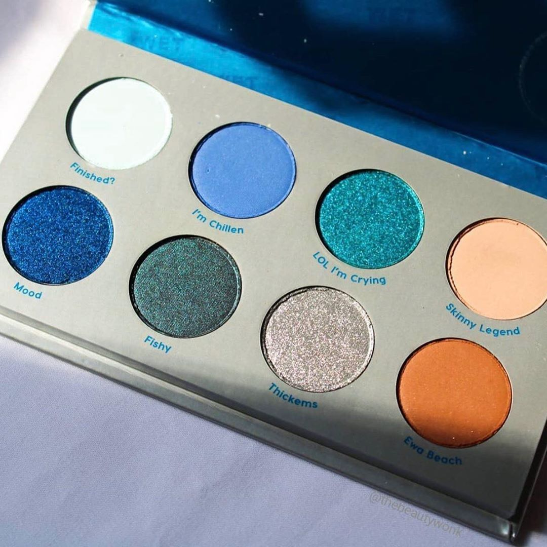 Darling It S Better Down Where It S Wetter Featurin Colourpop Cosmetics Colourpop Cosmetics