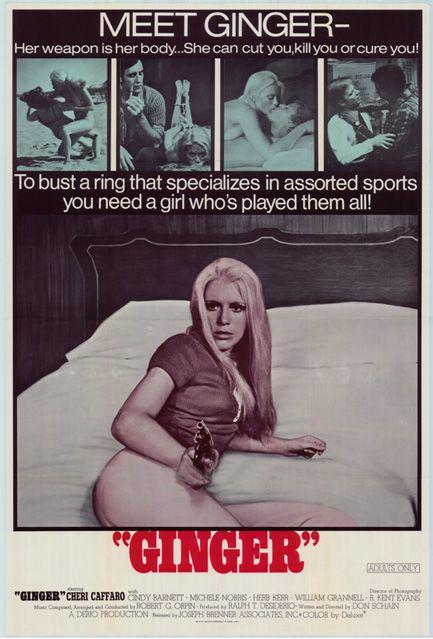 Ginger (1971) Director: Don Schain