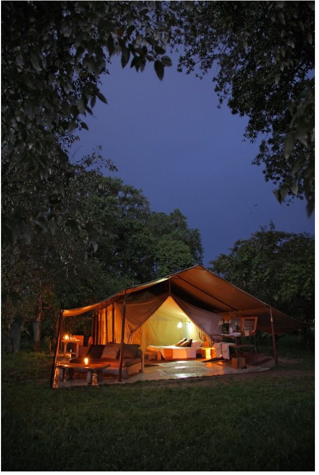 Naibor Camp, Kenya