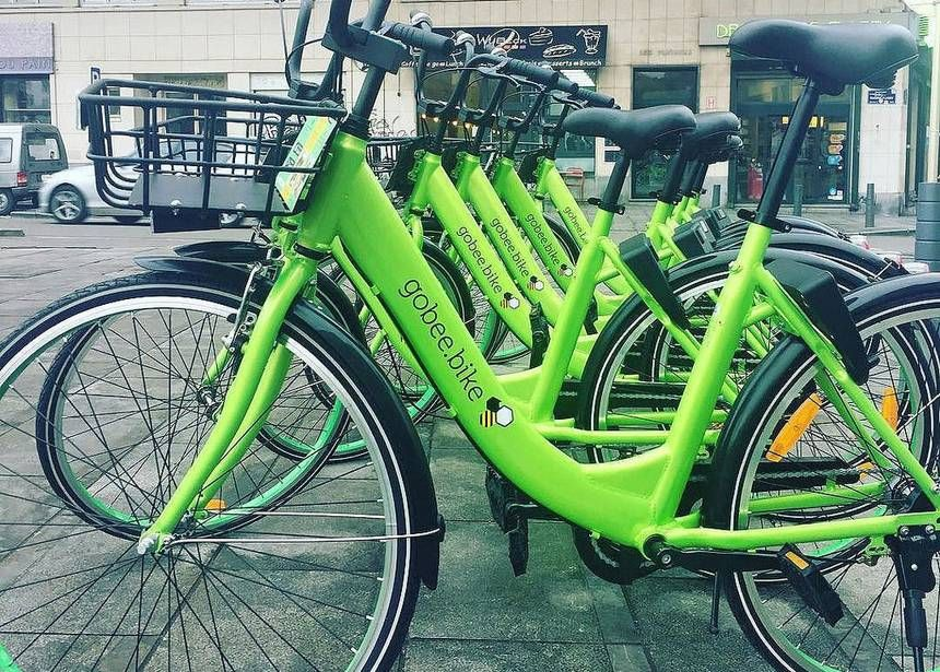 Can lessons be learned from vandalism of dockless bike