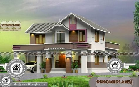 bedroom bungalow house designs two level traditional collections also rh pinterest
