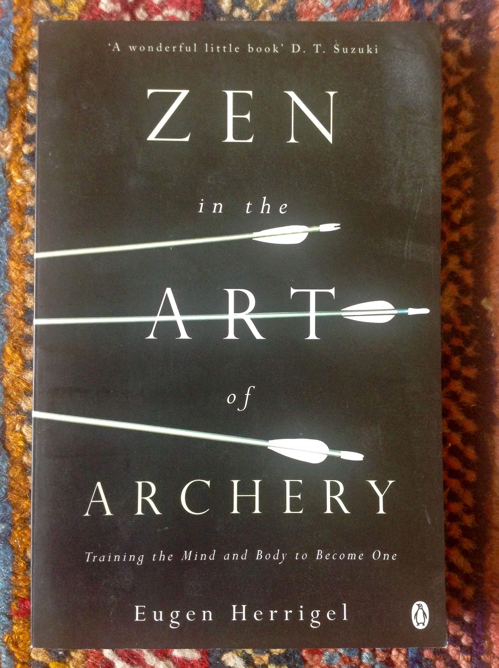 herrigel zen in the art of archery