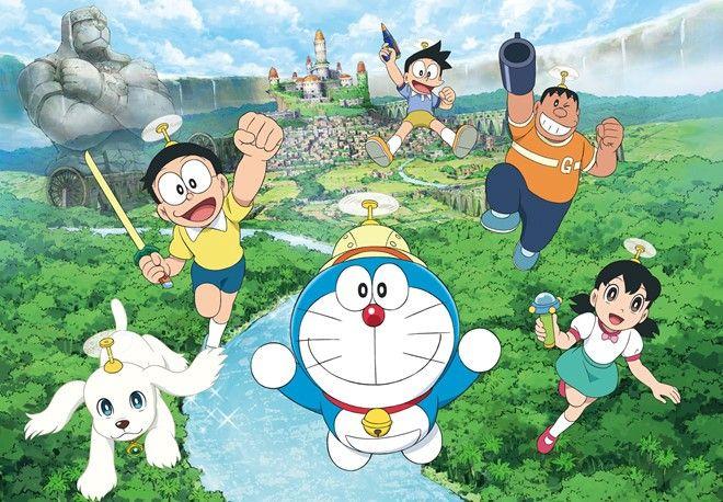 Hôm nay chính là sinh nhật của Doraemon - chú mèo máy nổi tiếng nhất thế giới!