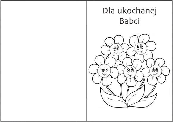 Dzien Babci I Dziadka Nauka Pisania Czesc 1 Dzien Babci I Dziadka Styczen Swieta I Pory Roku Flower Tattoo Lotus Flower Tattoo Flowers