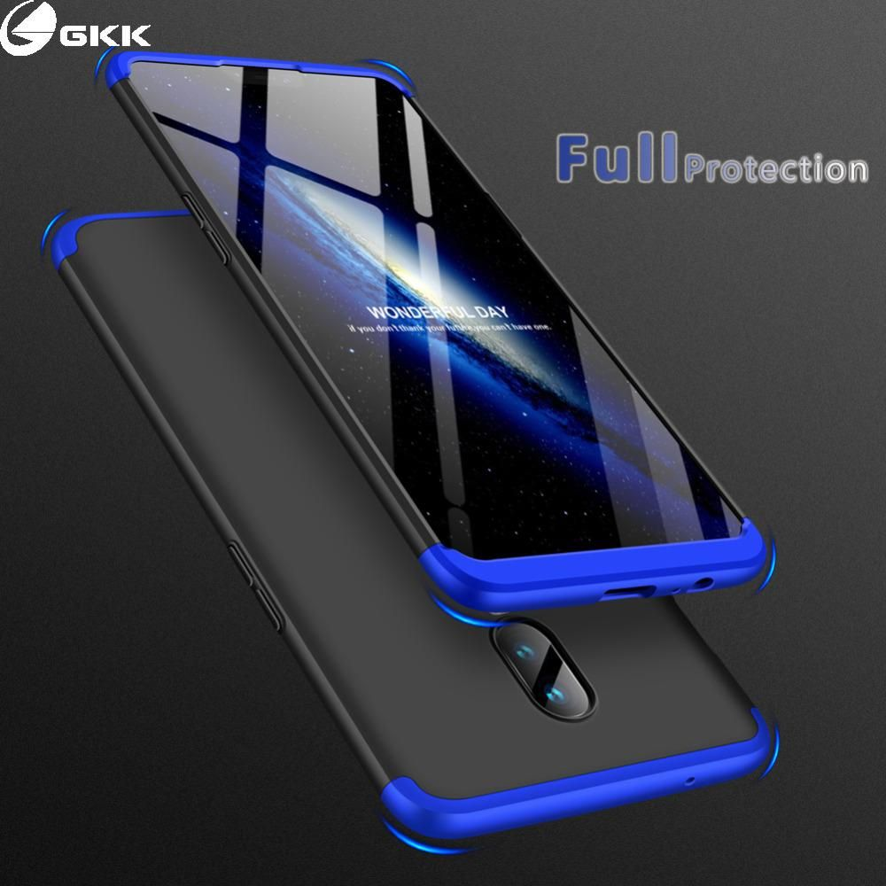 lowest price ad8c2 a10c3 GKK Case for Oneplus 6 Case 360 Full Protection Shockproof ...