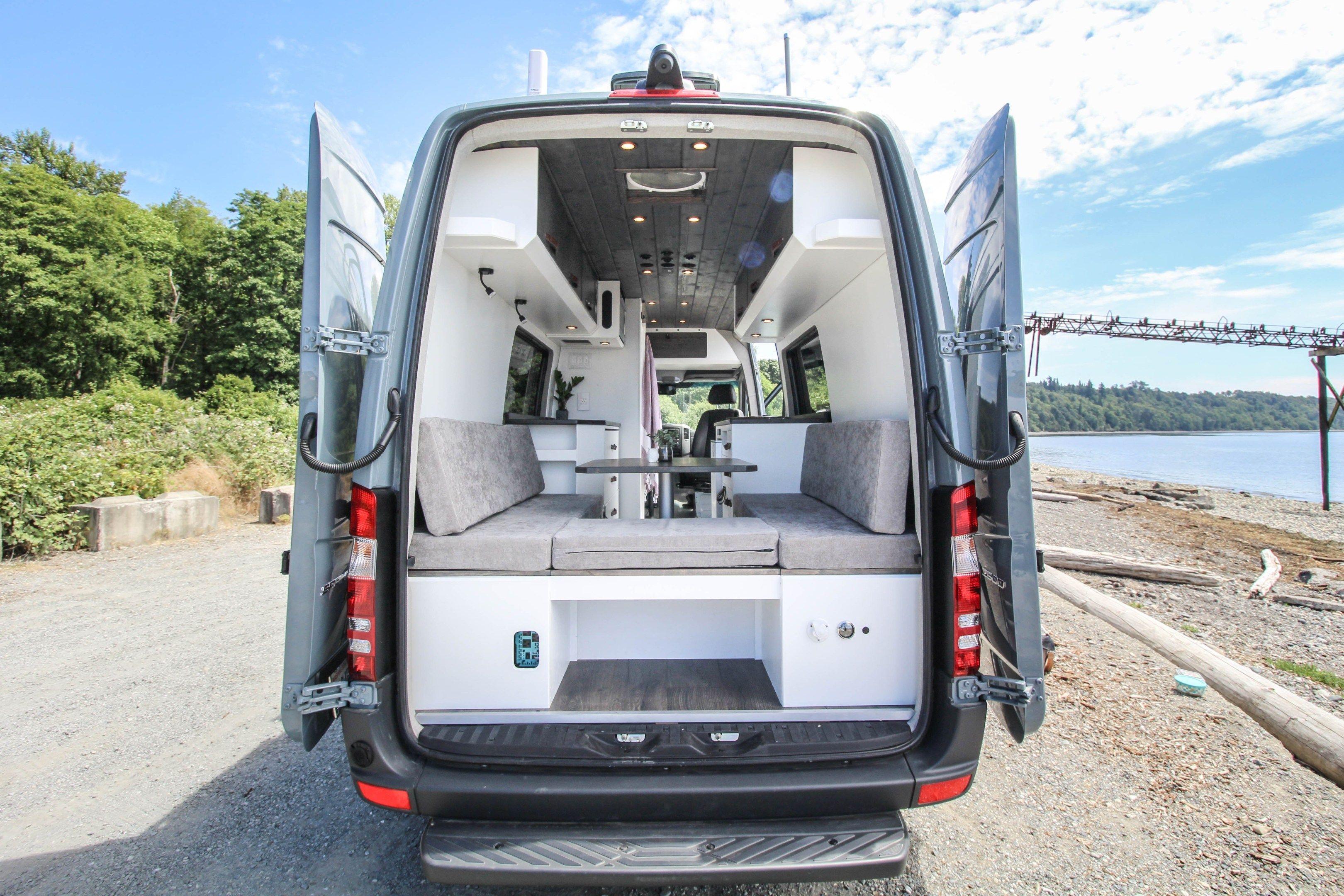 Logan Freedom Vans Sprinter Van Conversion Sprinter Van Van