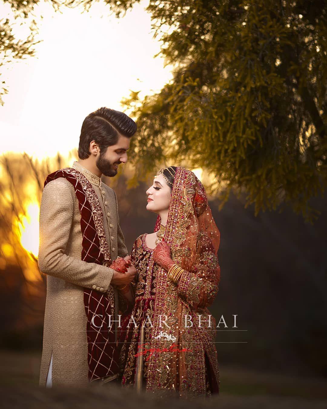 Awesome Wedding Photos Of Singer Abdullah Qureshi Daily Infotainment Red Bridal Dress Wedding Photos Pakistani Bridal