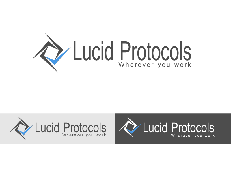 New logo wanted for Lucid Protocols by kindlefire