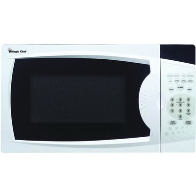 Magic Chef 17 0 7 Cu Ft Countertop Microwave Color 700 Watt