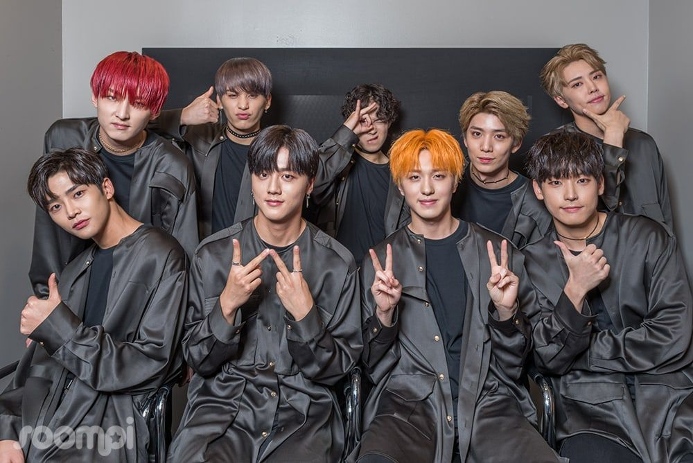 Interview Sf9 Talks Secrets Behind Idol Life Twitter Emojis Current Playlists And More While On First Solo Tour Sf9 Idol Playlist