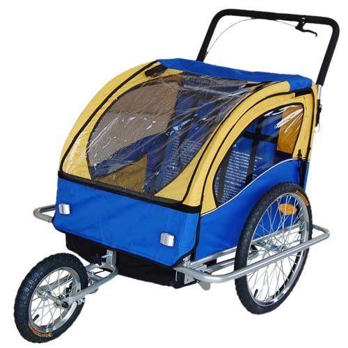 38+ Best bike stroller combo info