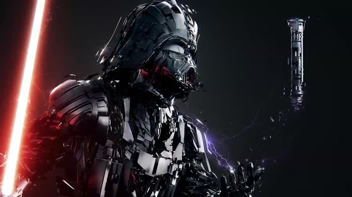 My Desktop Darth Vader Wallpaper Engine Darth Vader Wallpaper Star Wars Wallpaper Star Wars Fan Art