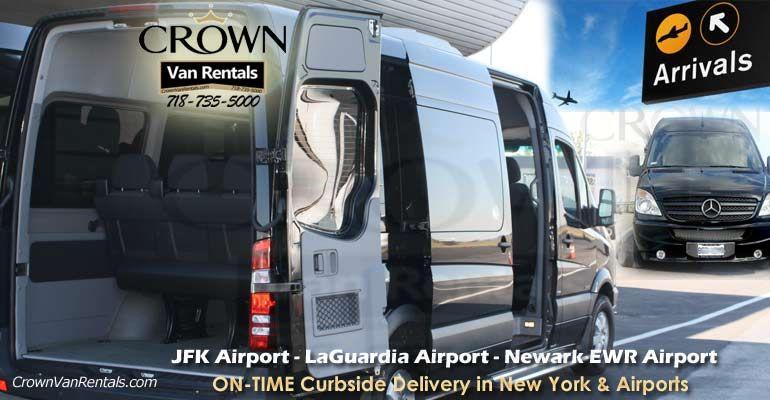 Sprinter Van Rentals In NYC