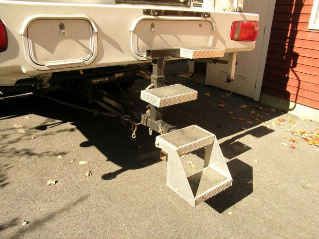 Truck Camper Steps Have Camper Steps To Replace The