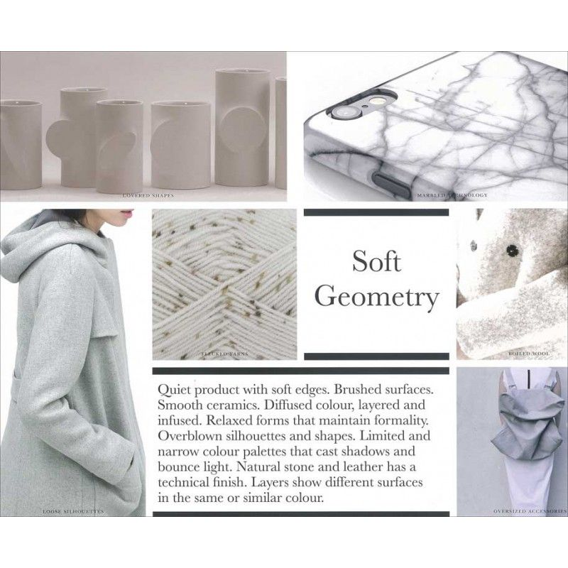 Cross-industry forecast. Colours by trend themes and original PANTONE® for fashion and home colour samples.