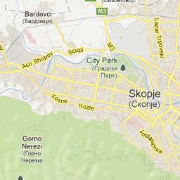 Bardovci Karpos Macedonia Bardovci Skopje Bardovci map Take a