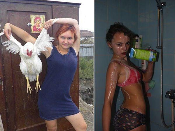 Russian Woman Seeking Results
