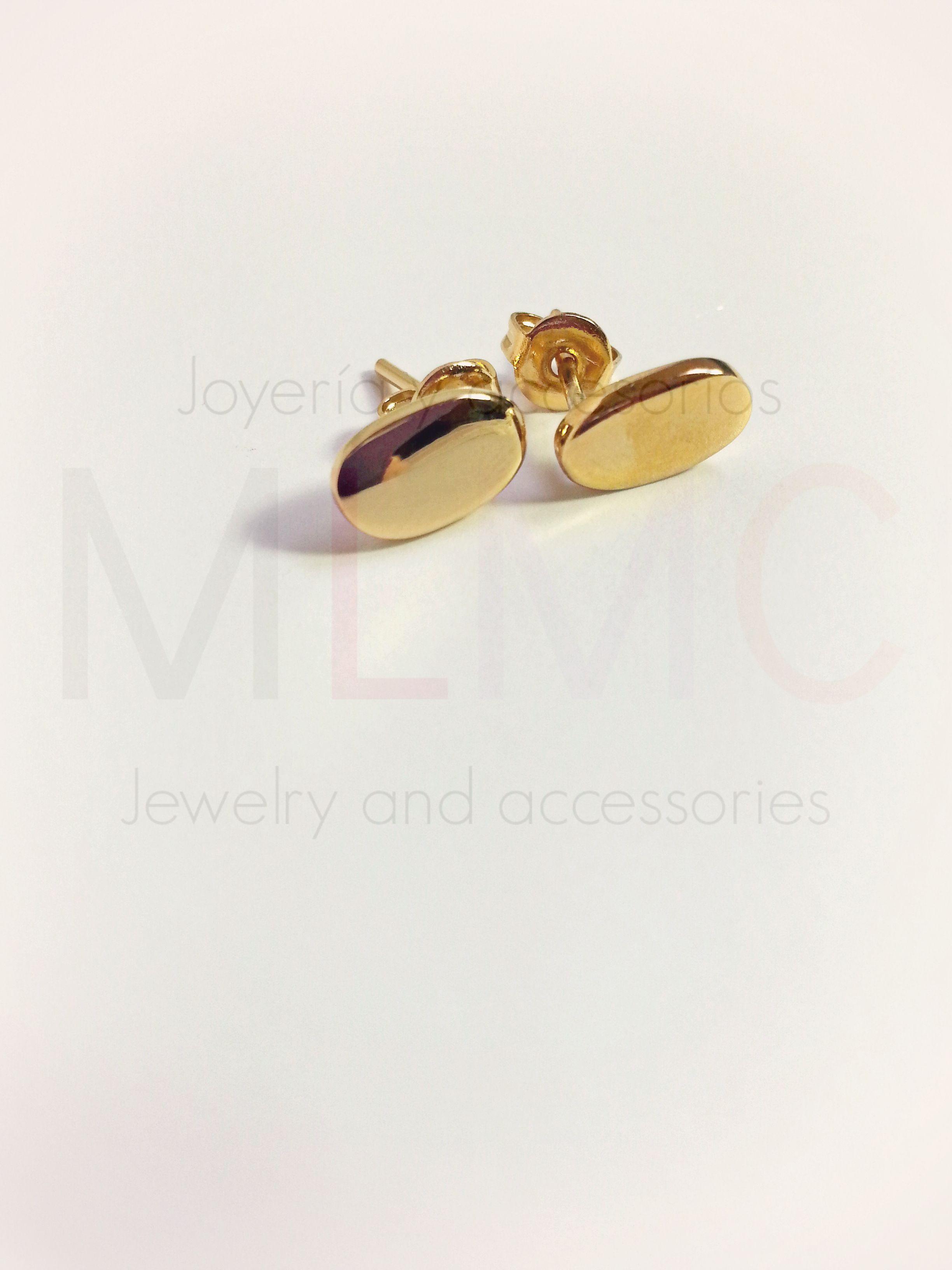 Compra aquí / Shop here: http://mlmcjewelry.tumblr.com/comprabuy  #earrings #golden #metalalloy #mexican #jewelry #jewels #accessories #shoponline