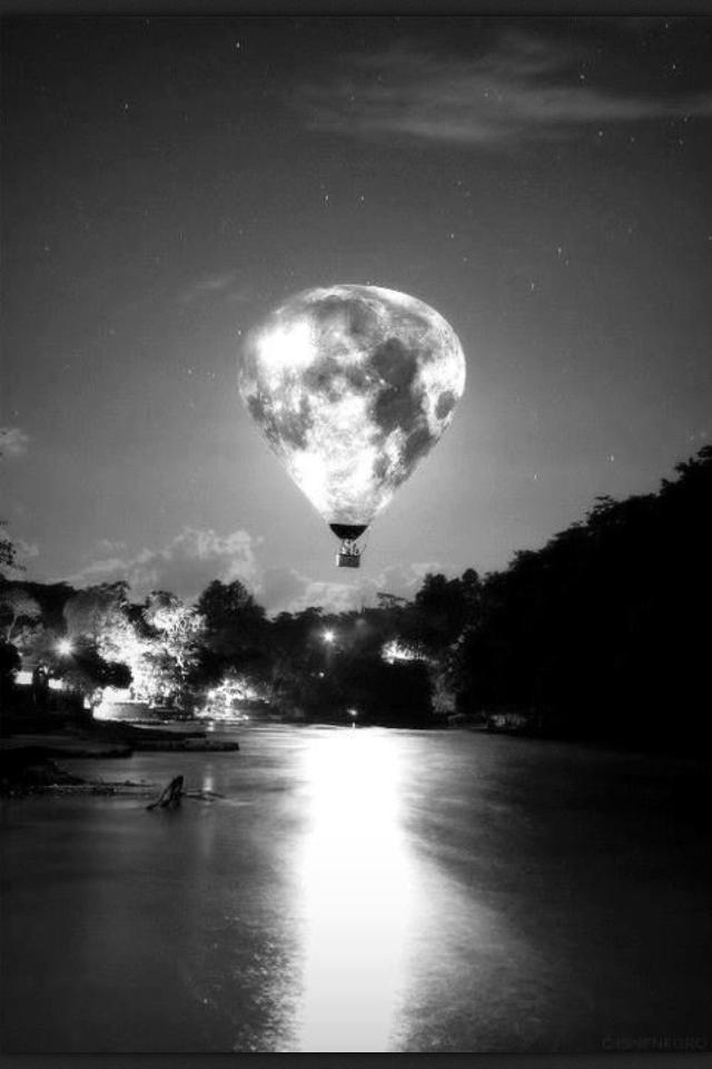 lune ballon