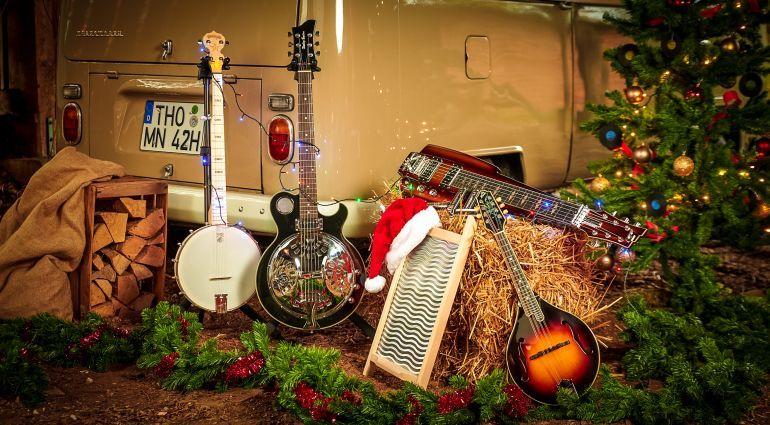 gift ideas for folk bluegrass fans - Bluegrass Christmas Music