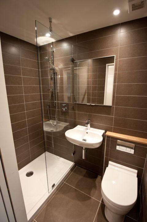 Ideas ba os pequenos decoracion ba os modernos peque os - Decoracion de duchas de bano ...