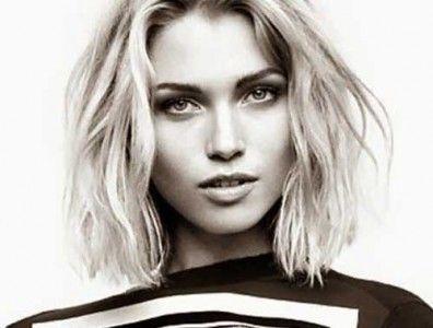 The Best 20 Short Wavy Hairstyles | Thin wavy hair, Wavy hair and ...