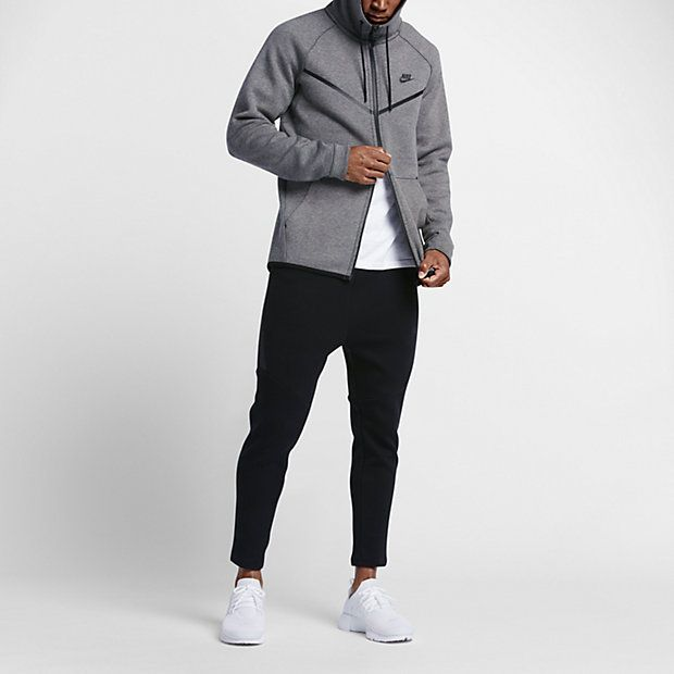Nike Sportswear Tech Fleece Windrunner Men s Hoodie  4e1f80879611