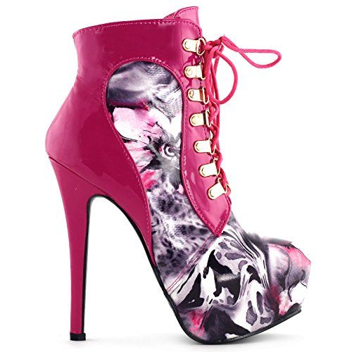 b336f782b0c4 Show Story Hot Pink Date Day Out Wedding Ladies Super High  HeelsLF80831HP387USHot Pink -- You can get more details by clicking on the  image.