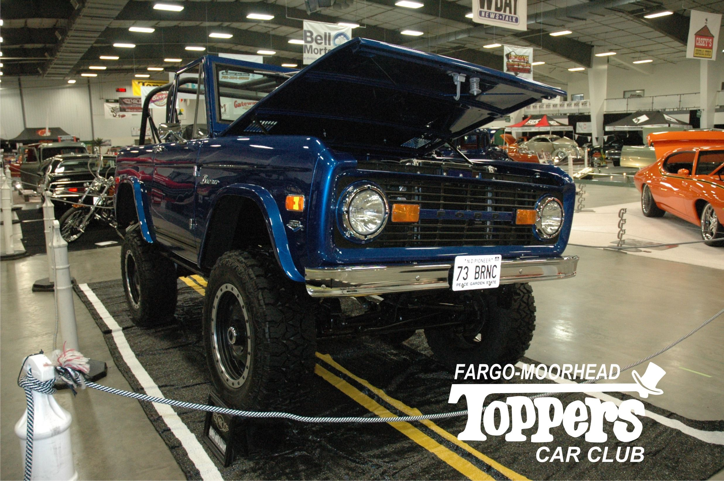 Toppers Car Club - Annual Car Show Photos - Category: 2015 | Old ...