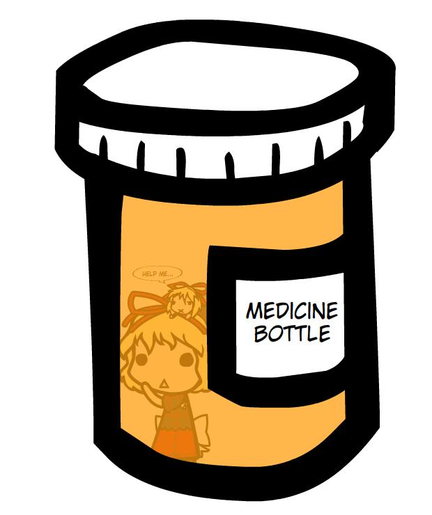 Medicine Bottle Medicine Bottles Bottle Medicine