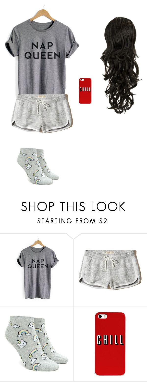 """""""Untitled #527"""" by dance4ever1222 ❤ liked on Polyvore featuring Hollister Co. and Forever 21"""