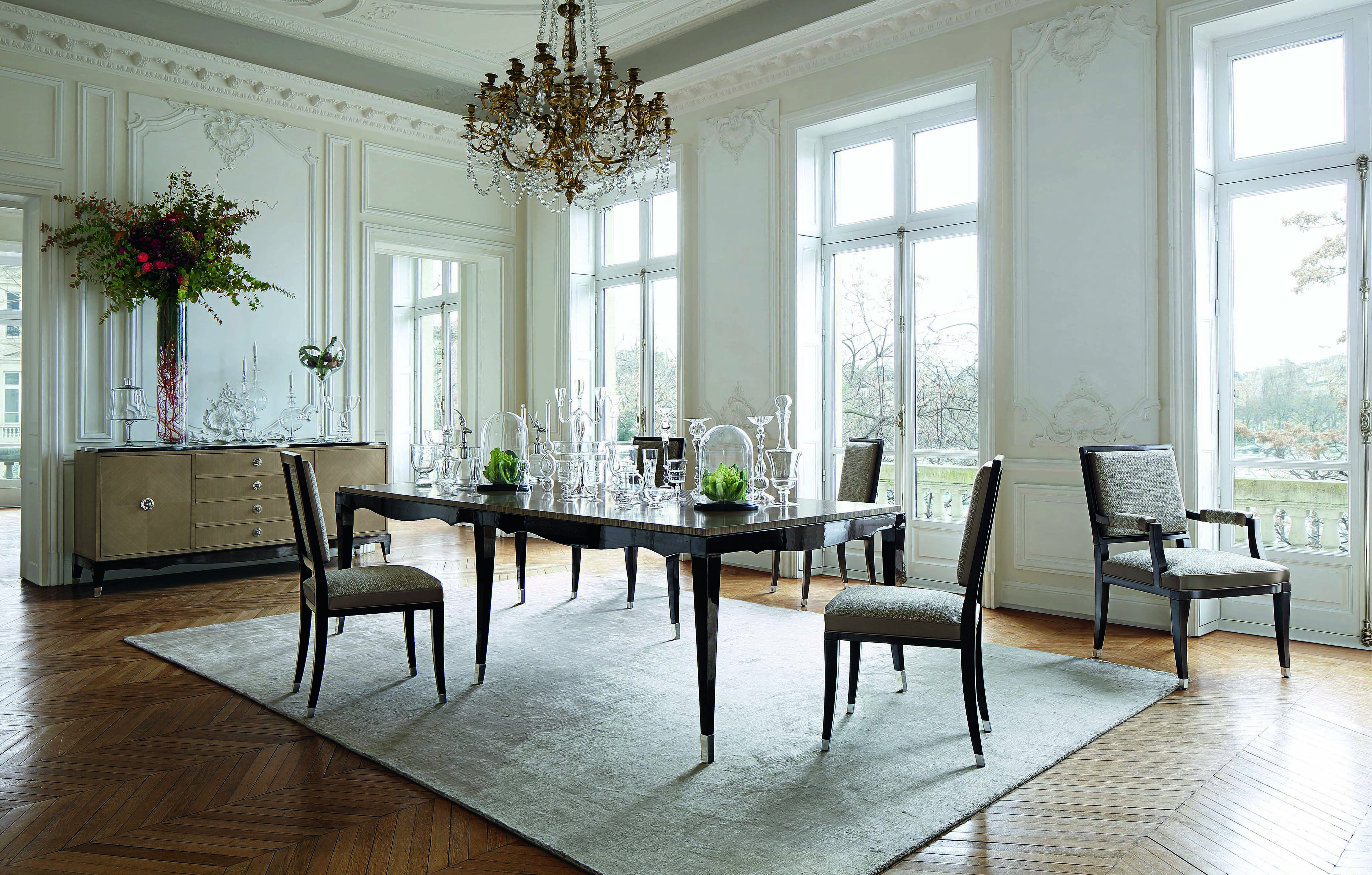 Roche Bobois GRAND HOTEL Dining Table Design Pierre Dubois And - Hotel dining room furniture