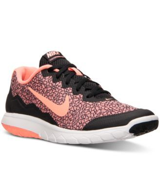 641052a8076a5 Nike Women s Flex Experience Run 4 Premium Running Sneakers from Finish Line