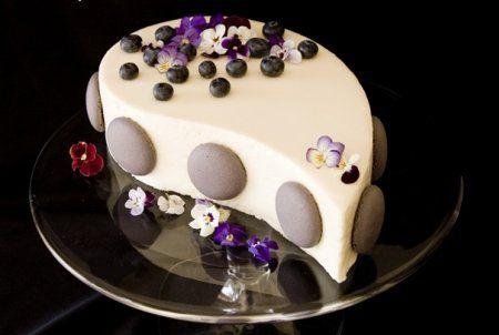 Глазурь для торта - рецепты с фото. Как приготовить ...