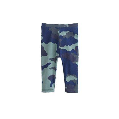 Baby everyday leggings in camo : pants and leggings   J.Crew