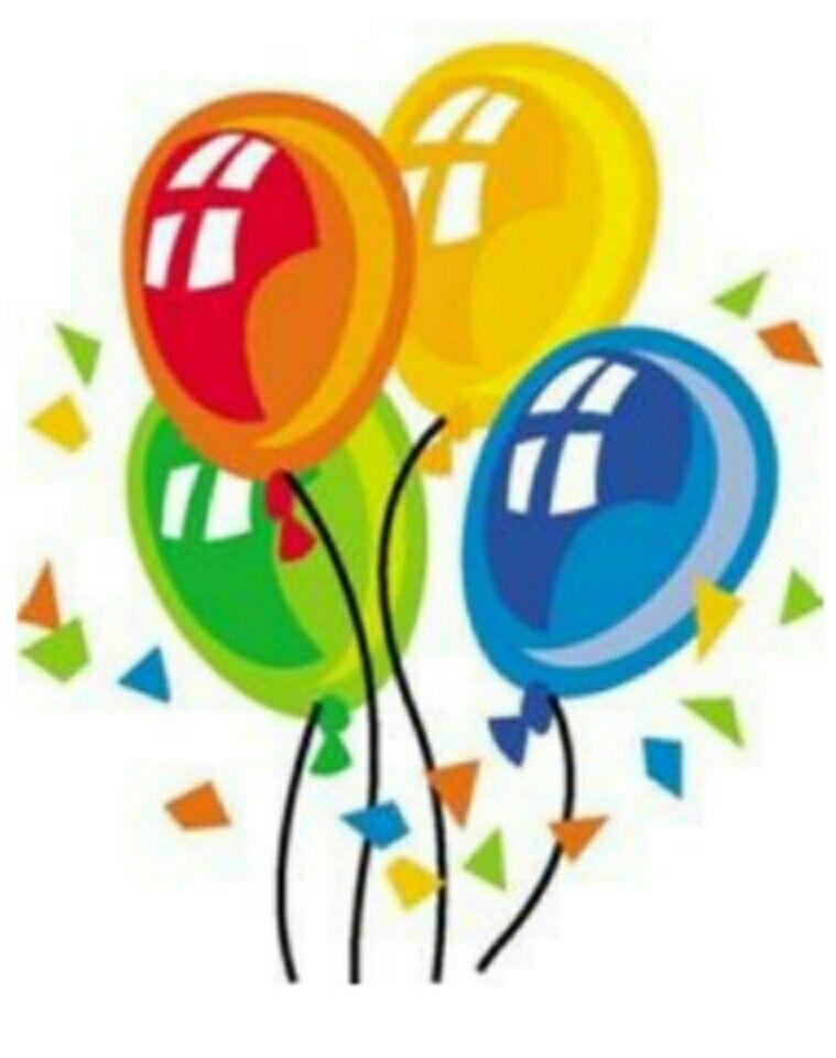 November Free Birthday Clipart Happy Clip Art Clips 40th
