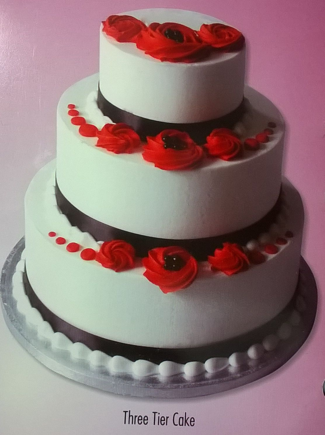 Samu0027s Club Wedding Cake $63