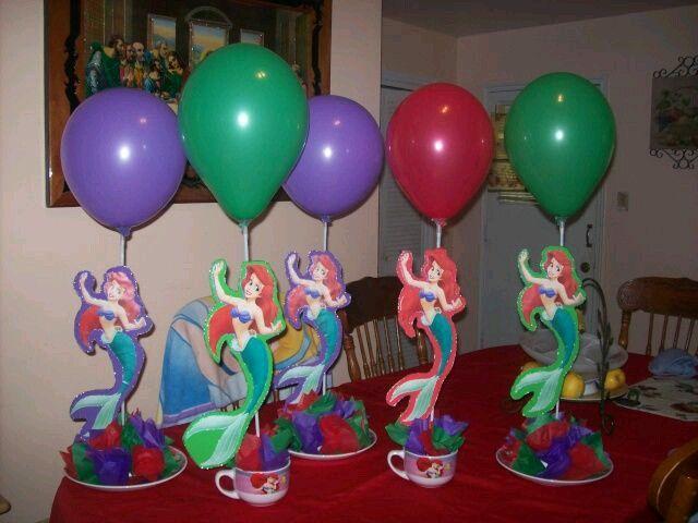 Crea sencillos y econ micos centros de mesa con globos for Articulos decoracion baratos
