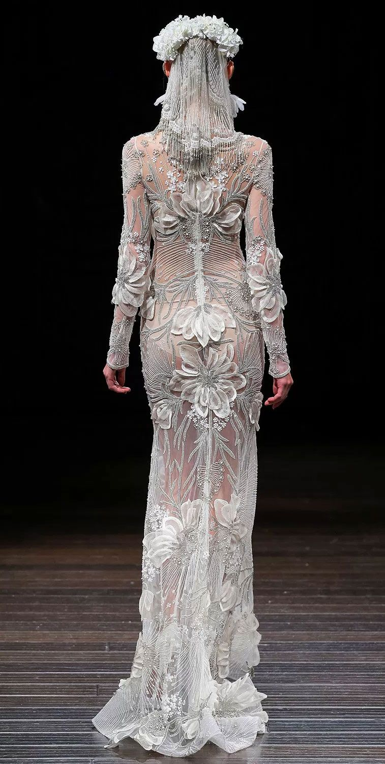 Naeem Khan Wedding Dresses – Fall 2018 Bridal Collection
