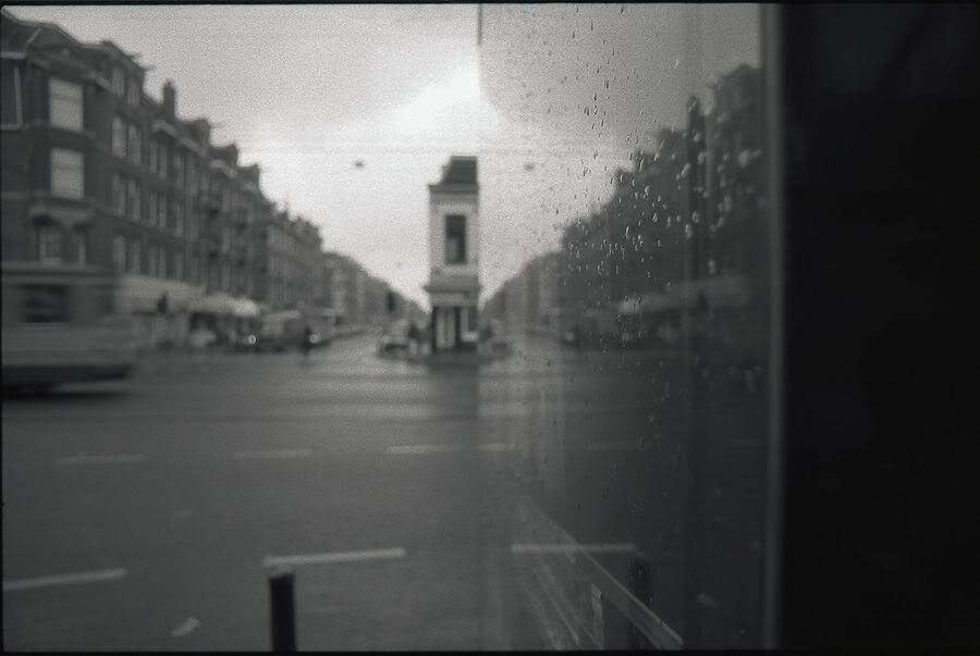 Амстердам. Осень. 1990. - Фотограф Александр Слюсарев