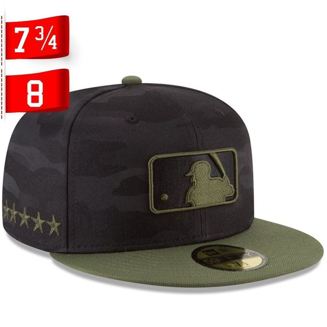 Show Love For All Those Who Served Our Country While Showing Love For The Sport Of Baseball With This 2018 Memorial Day On Field Mlb Hats For Big Heads