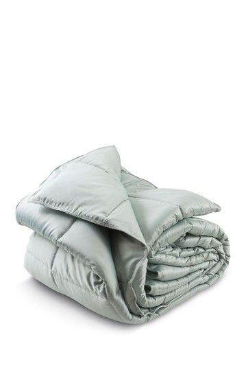 Tuscan Villa Faux Silk Comforel All-Season Comforter by Rio Home on @HauteLook