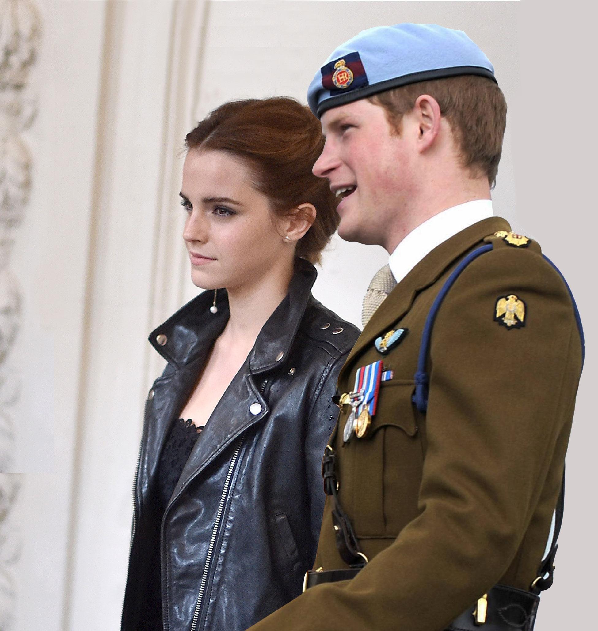 Emma watson dating prince harry uk dating shows