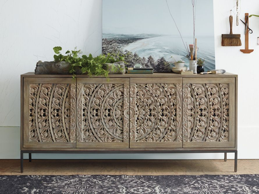 Mandara 71 Media Console In Jepara Natural Reserved For