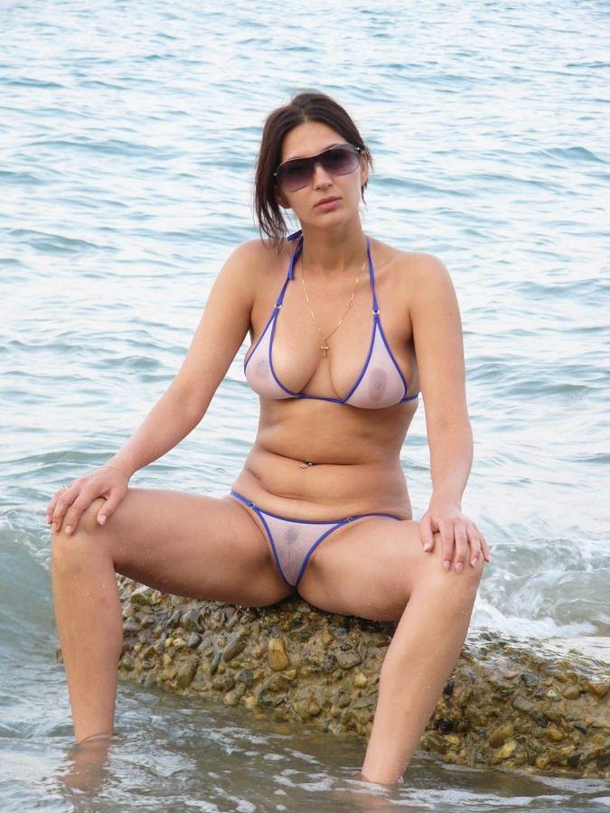 Bikini Russian Wifes