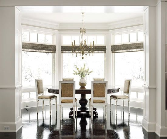Window Design Ideas Bay Windows Dining Room Window Treatments Dining Room Windows Window Treatments Living Room