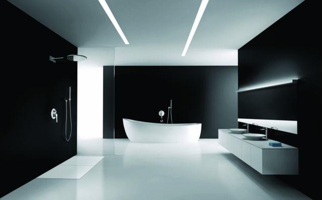 33 Idees Pour Une Salle De Bain Moderne Minimaliste Salle De Bains Chics Salle De Bain Design Salle De Bain Minimaliste