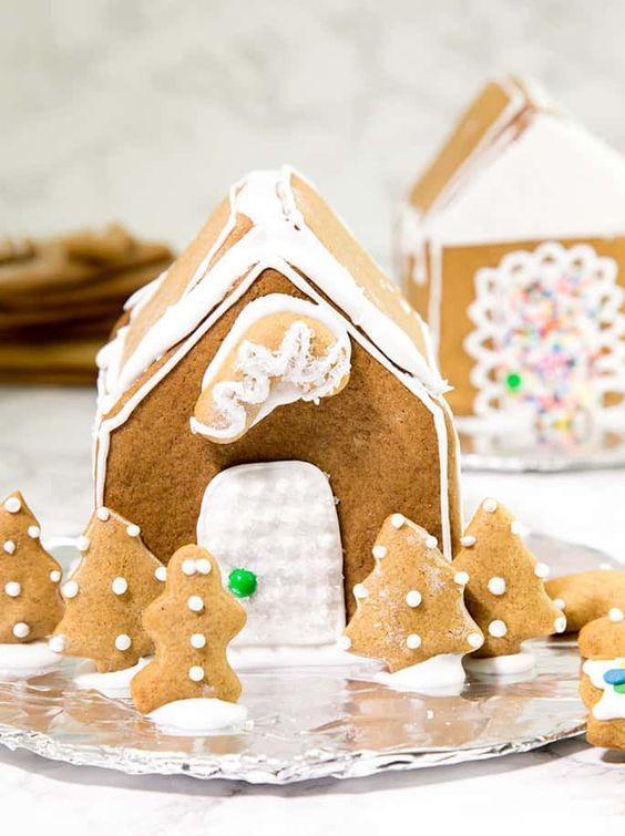 Recipe for gluten free gingerbread house glutenfree gingerbreadhouse diychristmas also ideas tips and tricks christmas diy rh za pinterest