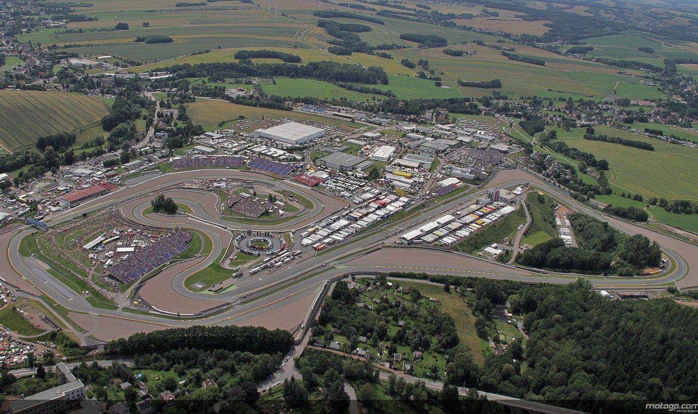 Circuito Sachsenring : Sachsenring germany race tracks race tracks