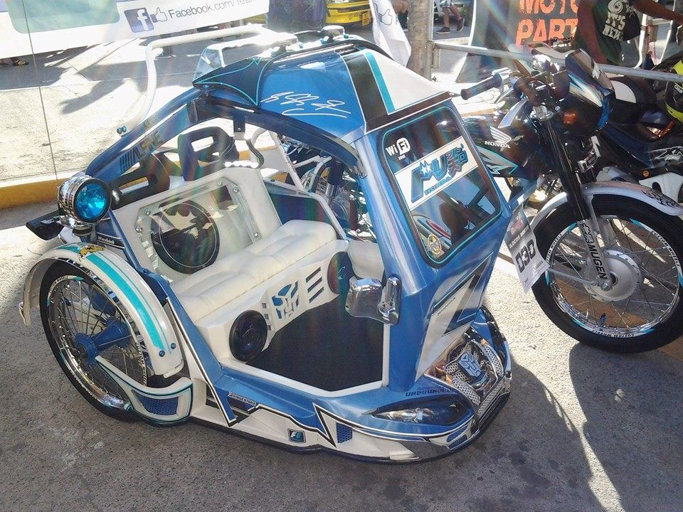 Tricycle Of Laoag City Philippines Tricycle Motorcycle